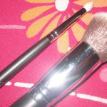 Sigma F80 Flat Top Kabuki Brush Review Photos