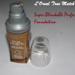 L'Oreal True Match Foundation Review Swatches Photos