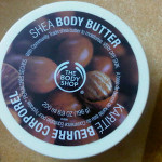 The Body Shop Shea Body Butter Review Swatches