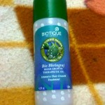 Biotique Bio Bhringraj Oil Review