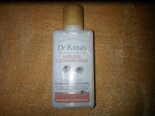 Dr Batra's Cleansing Milk & Moisturizing Lotion Review