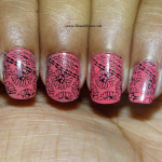 Nail Art – Stamping Attempt 2