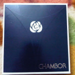 Chambor Silver Shadow Poudre Compact Review Swatches Photos