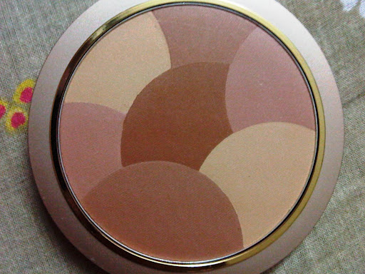MILANI Powder Mosaics Touch O Sun Review Swatches
