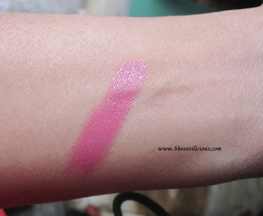 Inglot Freedom System Lipstick 68 Review Swatches