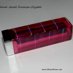 Maybelline Color Sensational 'The Jewels' Fuchsia Crystal Swatches & Review