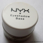 NYX Eye Shadow Base Review Swatches