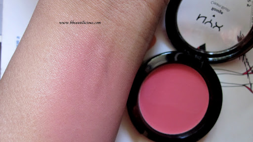 Nyx Rouge Cream Blush Glow Review Swatches Photosbe Beautilicious