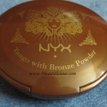 NYX Tango With Bronze Powder Review Swatches
