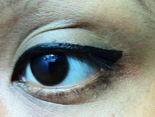 NYX Super Skinny Eye Marker Review Swatches