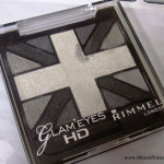 Rimmel Glam'eyes HD Eyeshadow Black Cab Review