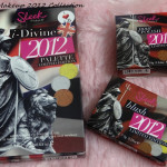 Sleek Makeup 2012 Collection- First Look