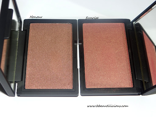 Sleek Makeup Blush Honour Review Swatches Photos