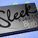 Sleek Makeup Blush Sunrise Review Swatches Photos