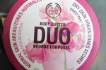 The Body Shop Body Butter Duo Sweet Pea Review