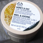 The Body Shop Honey & Oat Scrub Mask Review