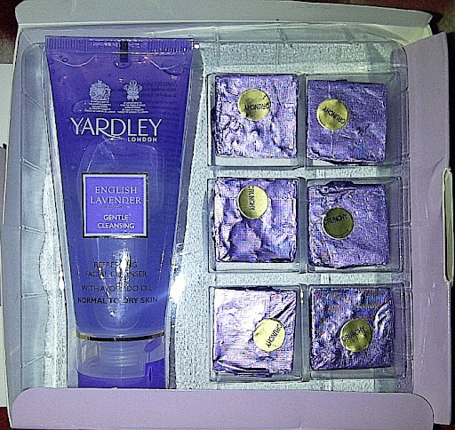 Yardley English Lavender Gentle Cleansing Facial Cleanser