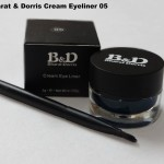 Bharat & Dorris Cream Eyeliner shade 05 Review Swatches
