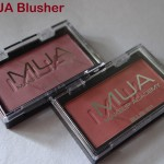 MUA Blusher No 2 & 4 Review, Photo, Swatches
