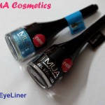 MUA Gel Liners Review, Swatches, Photos
