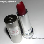 30 Days 30 Lipsticks – Day#2 Lancome Rouge In love Lipstick Rose Sulfureuse