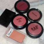 Favorite Blushes