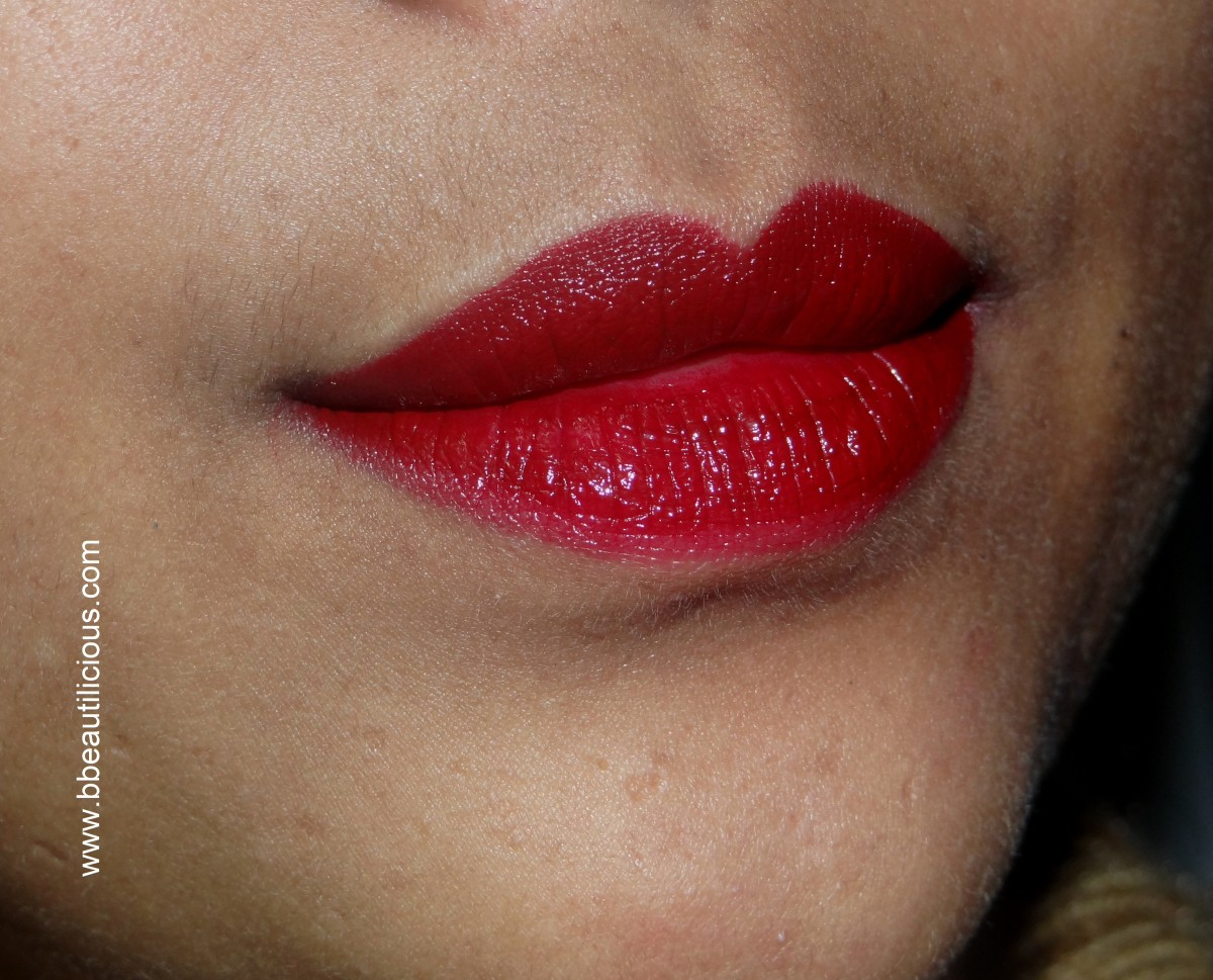 Sleek True Color Lipstick Cherry