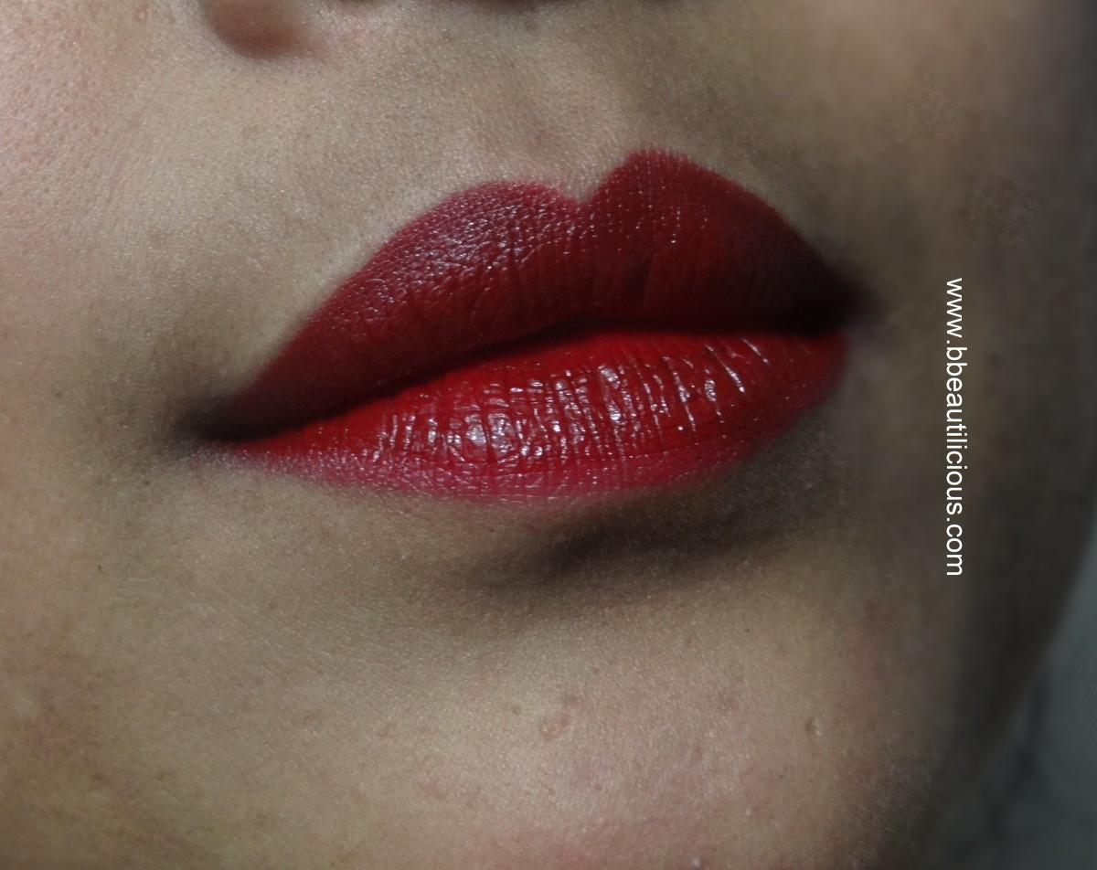 Sleek True Color Lipstick in Cherry