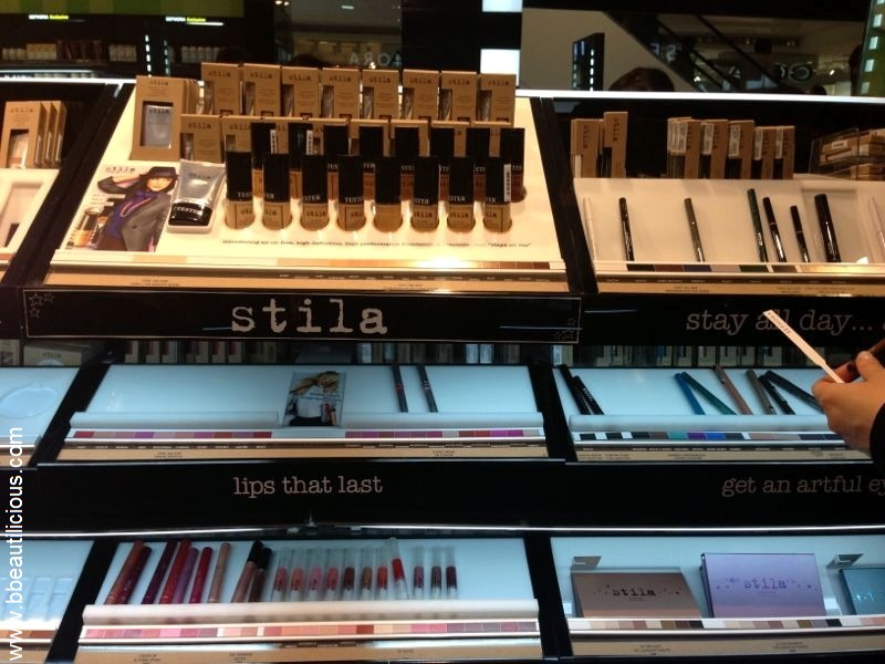 sephora India store select citywalk delhi