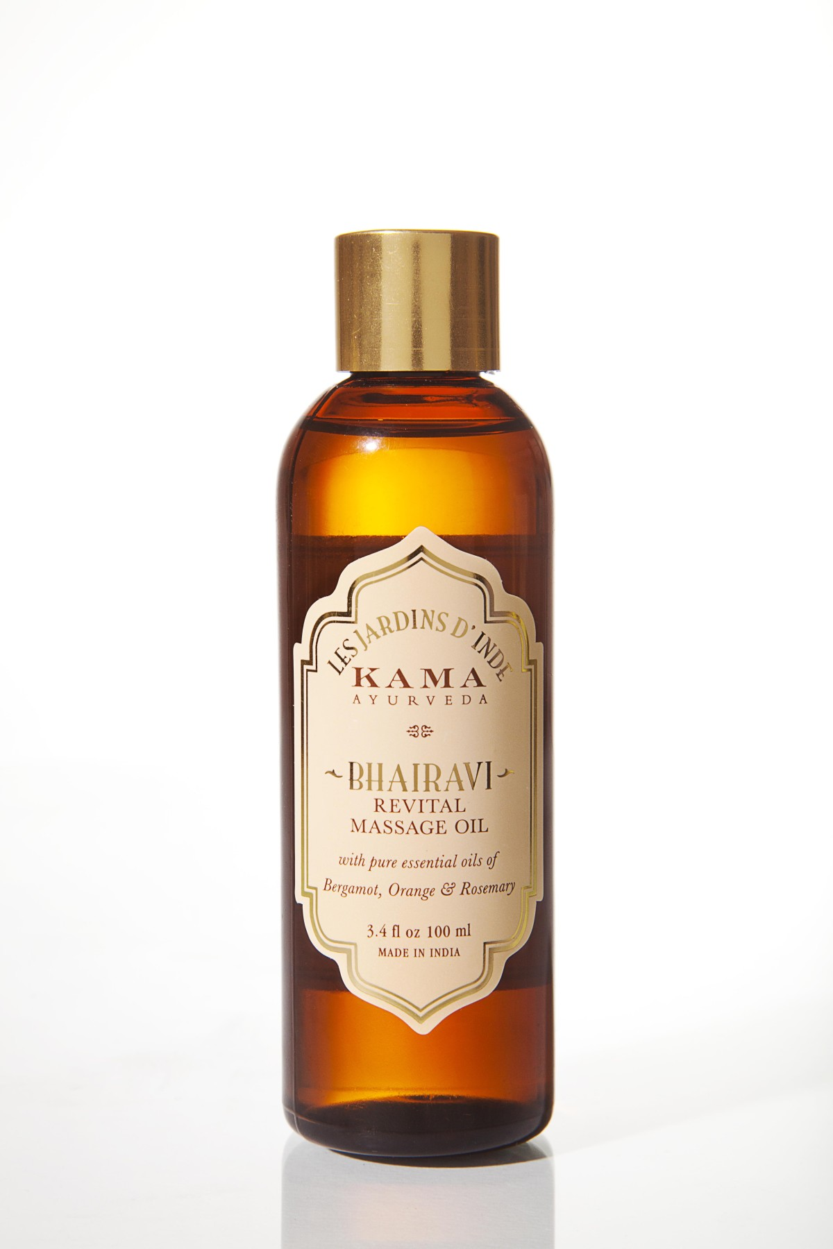Bhairavi Revital Massage Oil