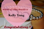 Winner Announced 'Ulinx Magnetic Jewelry' Giveaway !!