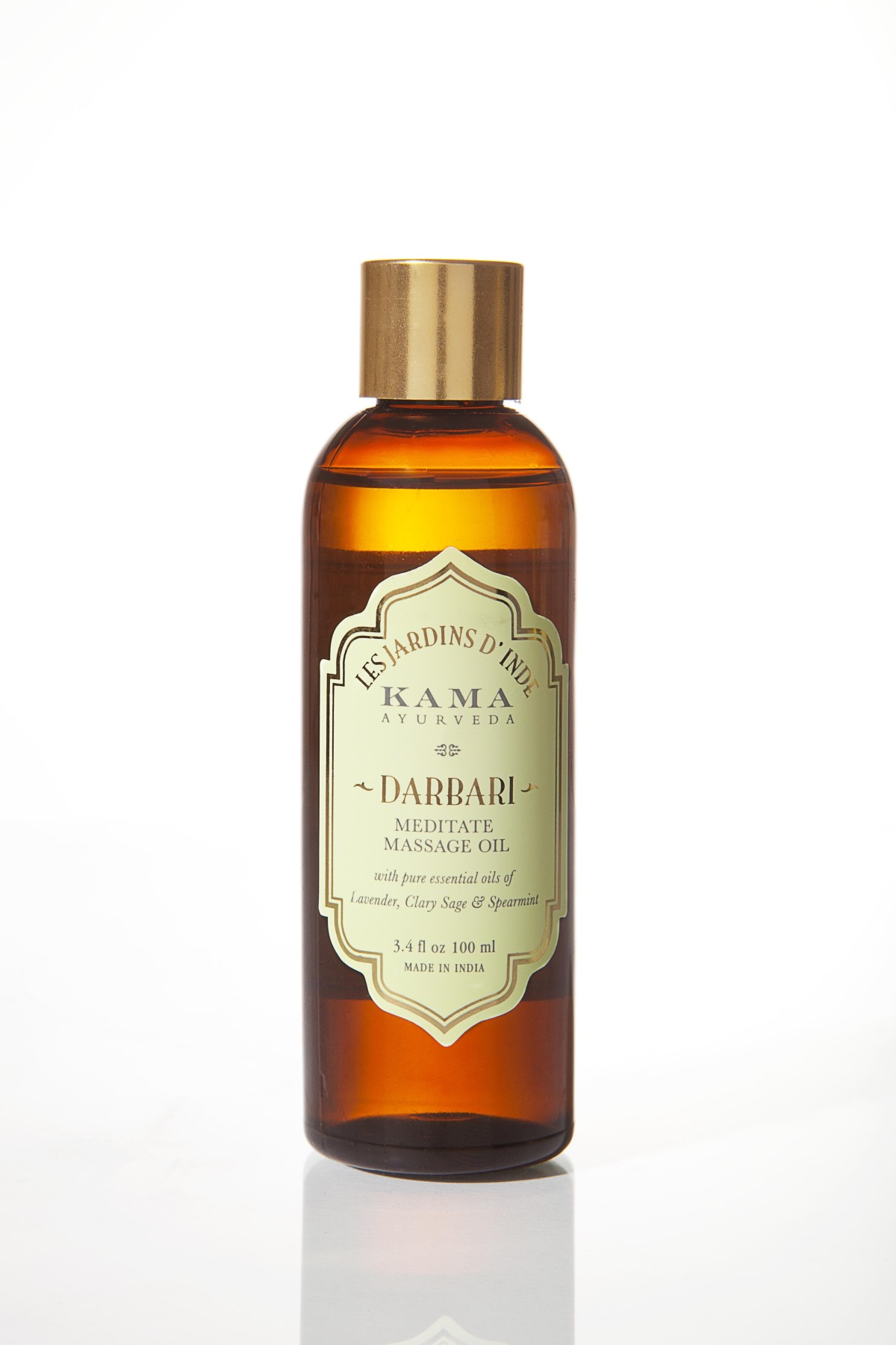 Darbari Meditate Massage Oil