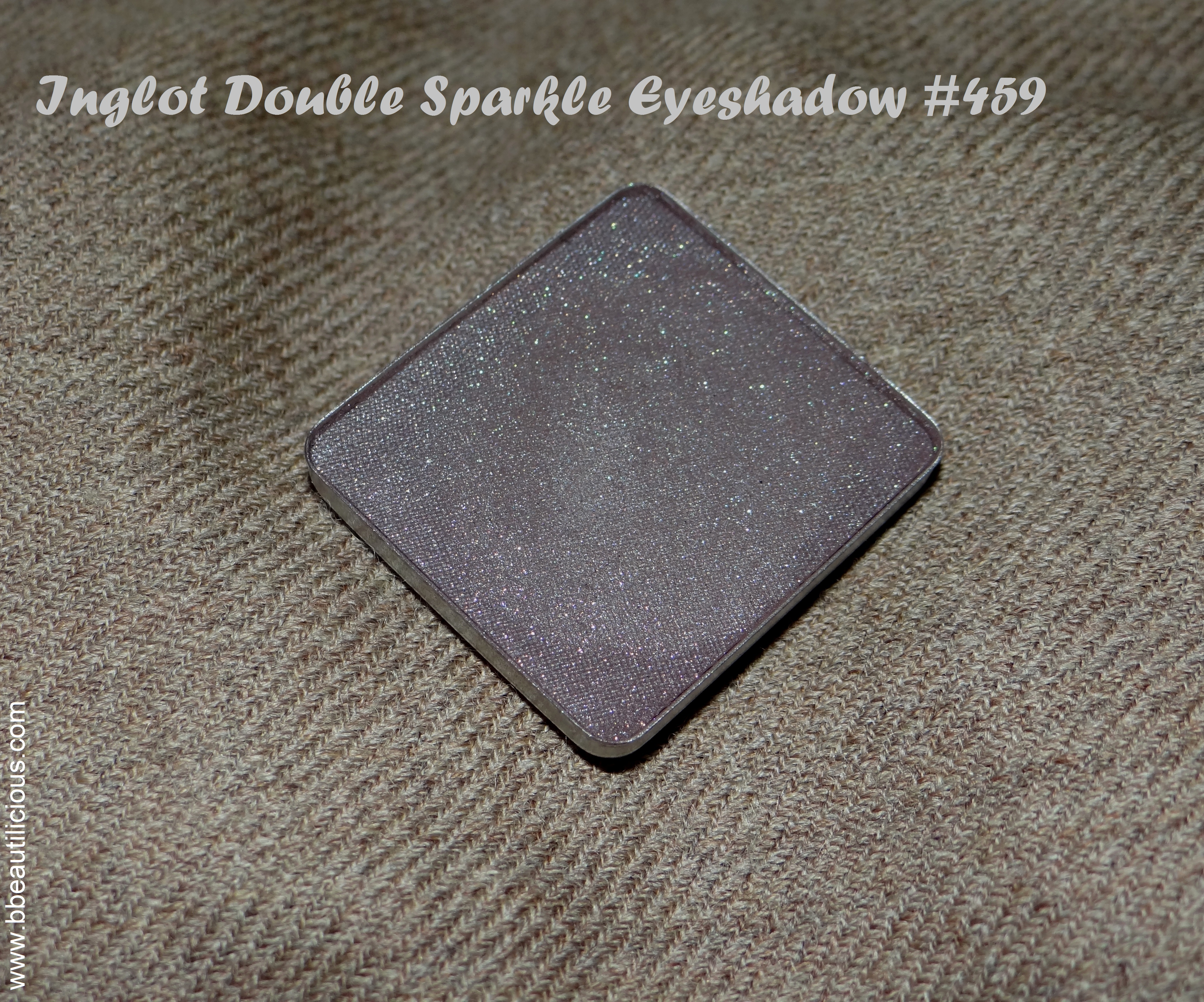Inglot Eyeshadow DS 459 review