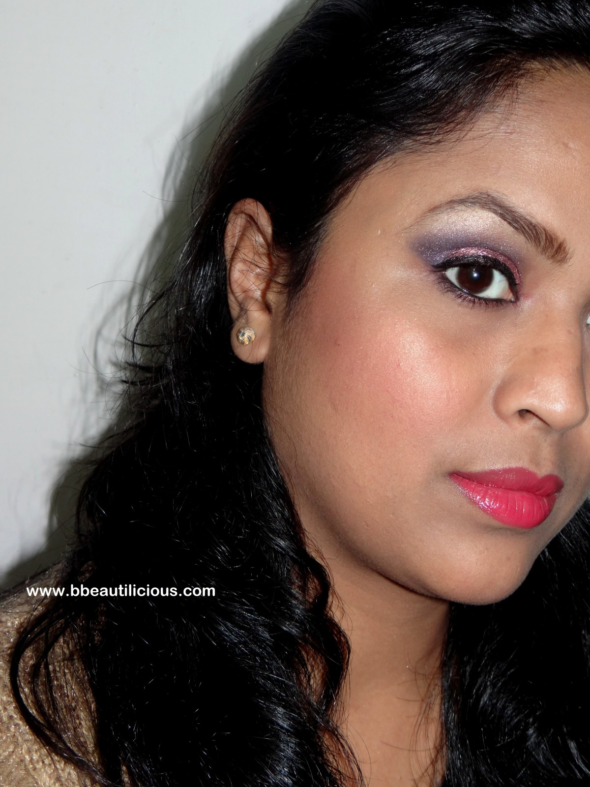 Inglot Freedom System Eyeshadow Pearl 452 swatch and review