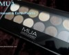 MUA Heaven & Earth Eyeshadow palette reviews