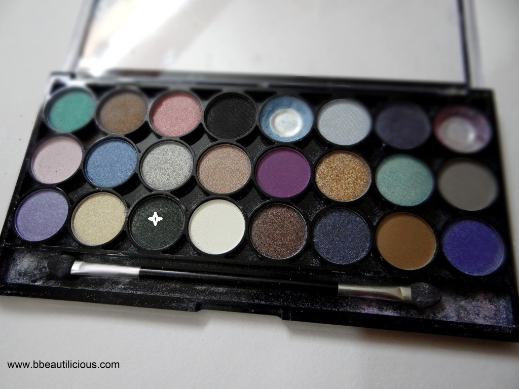 MUA Immaculate collection palette 2 1024x768