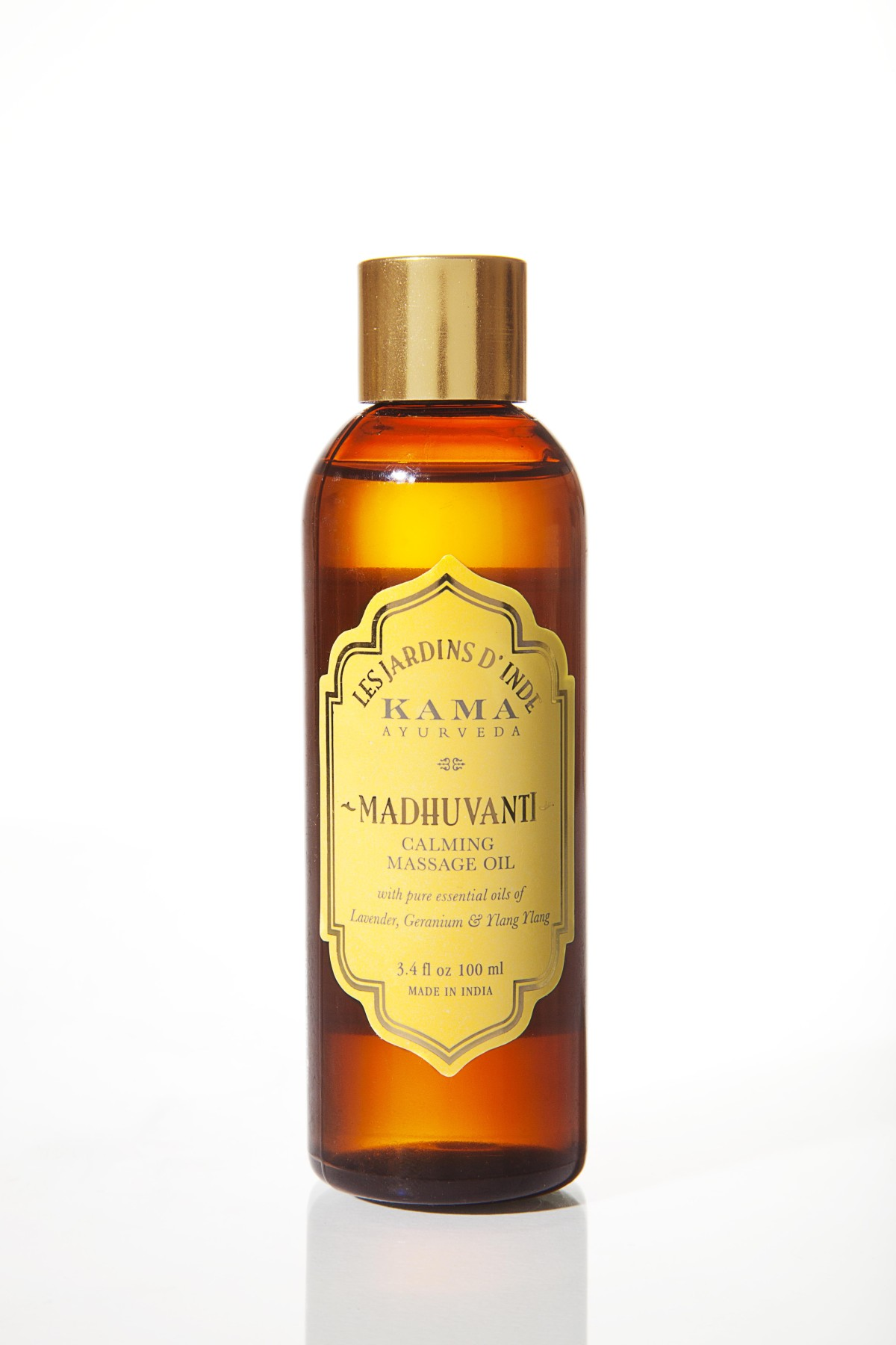 Madhuvanti Calming Massage Oil