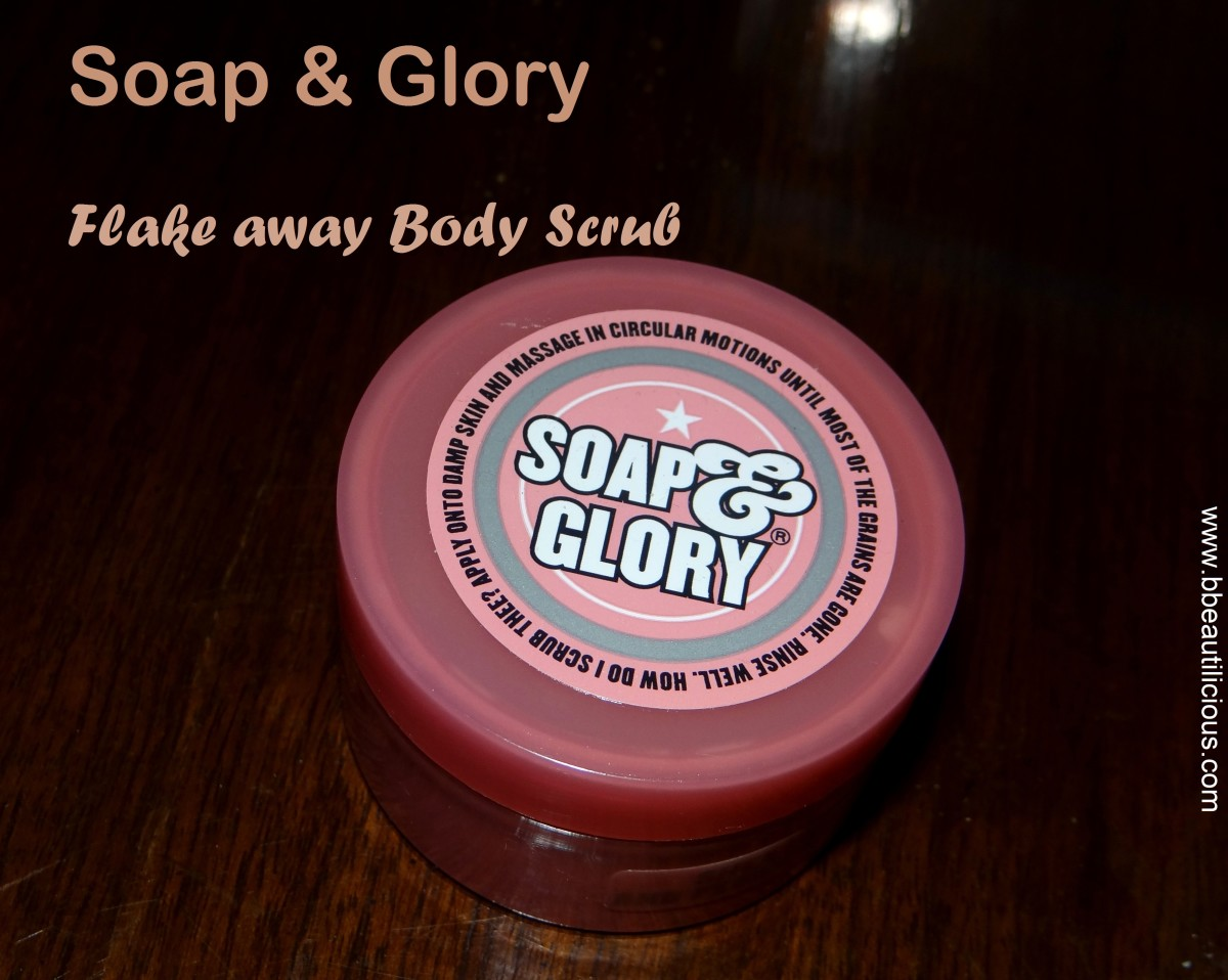 Soap Glory Flake away body scrub 1200x958