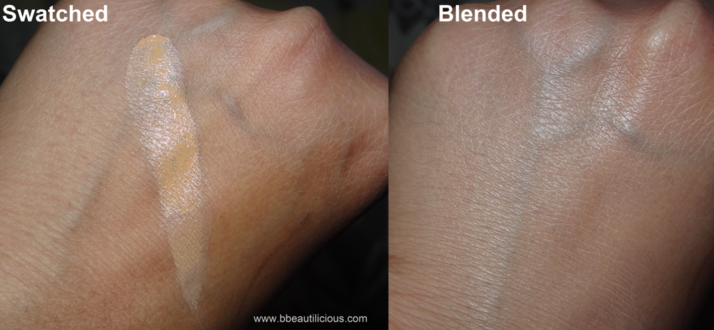 Bourjois BB Cream 8in1 foundation review swatches photo