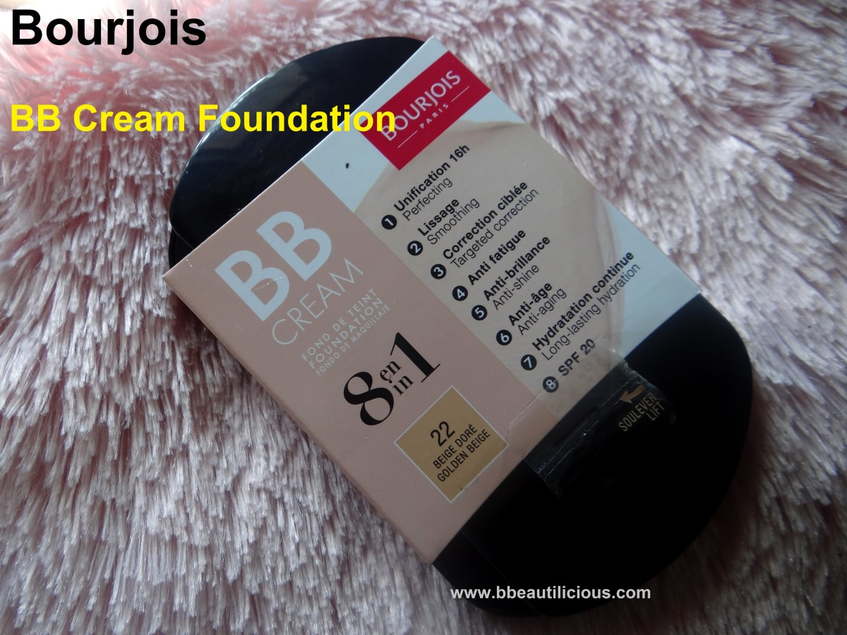 Bourjois BB Cream foundation 1200x900