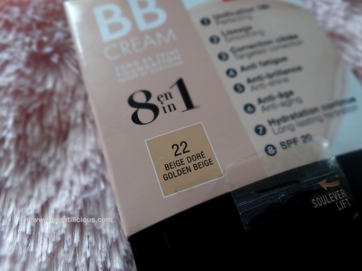 Bourjois BB Cream foundation review