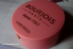 Bourjois Blush 54 Rose Frisson Review Swatches Photos