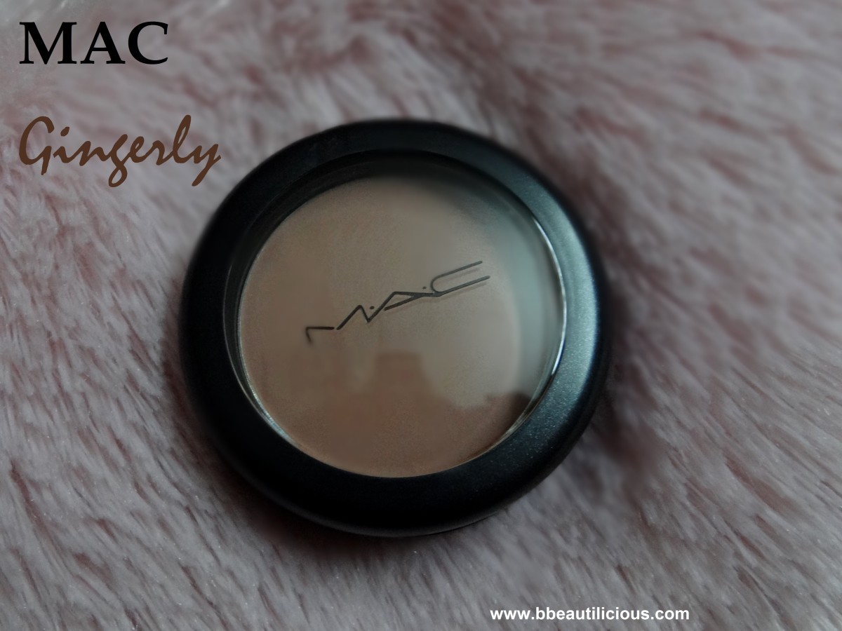 MAC Gingerly Blush