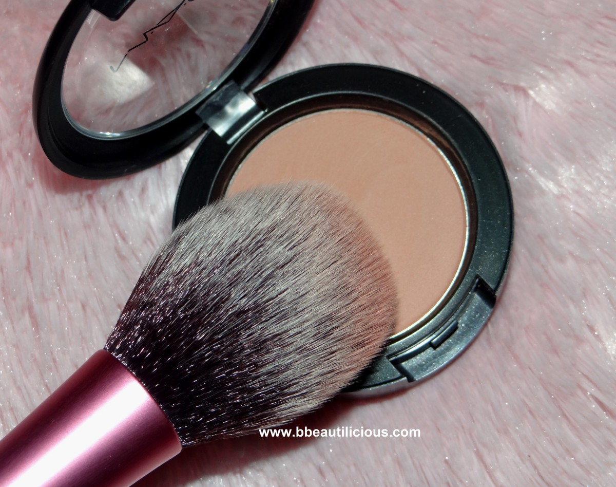 MAC Gingerly Blush review and swatches