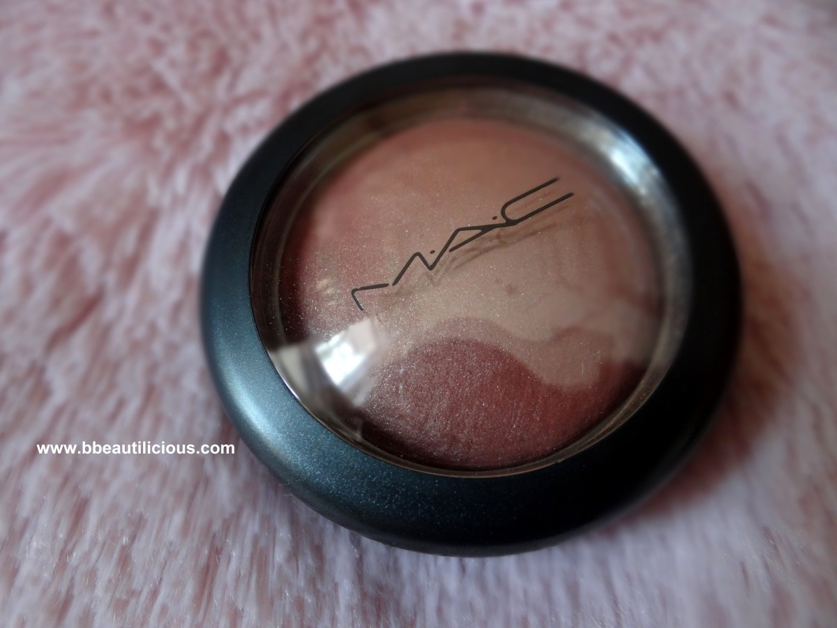 MAC Mineralize Blush Love Joy review