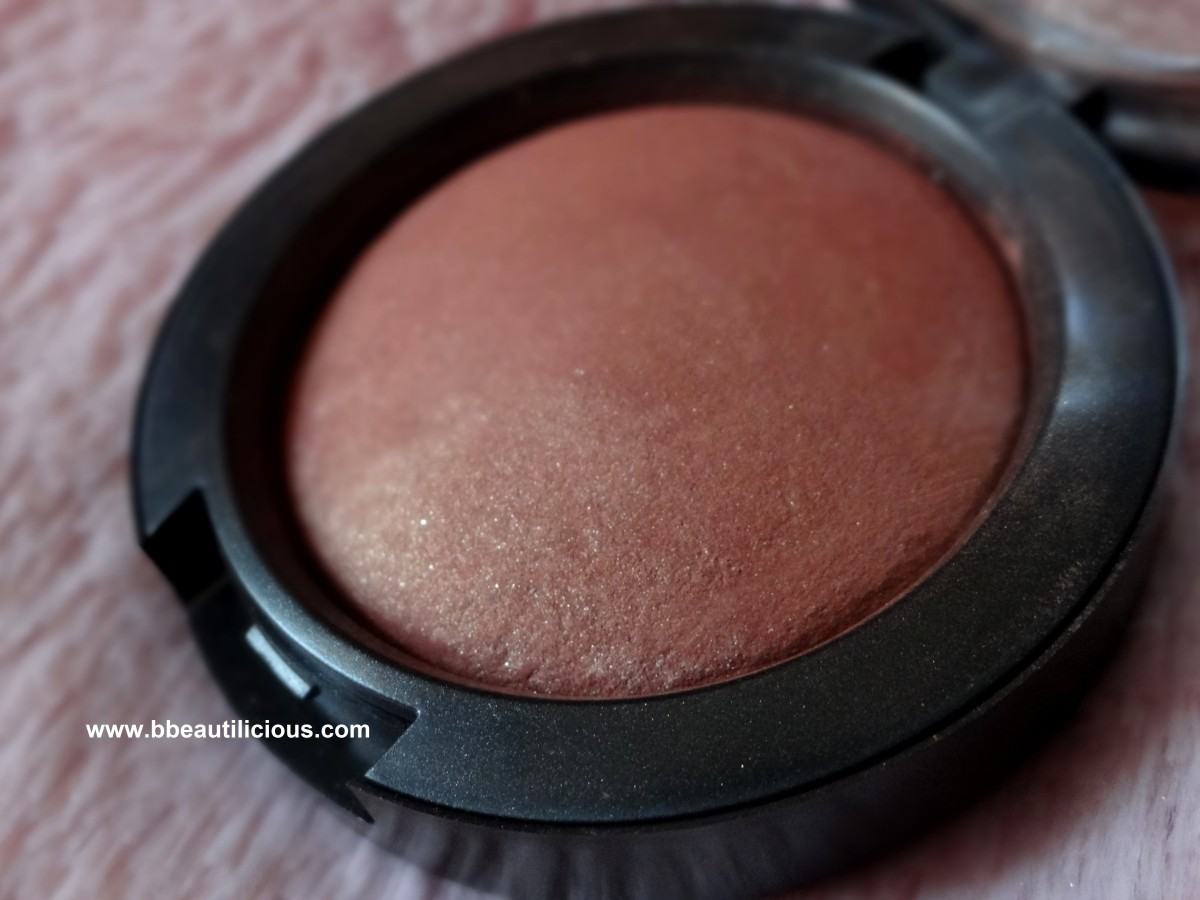 MAC Mineralize Blush Love Joy review & swatches