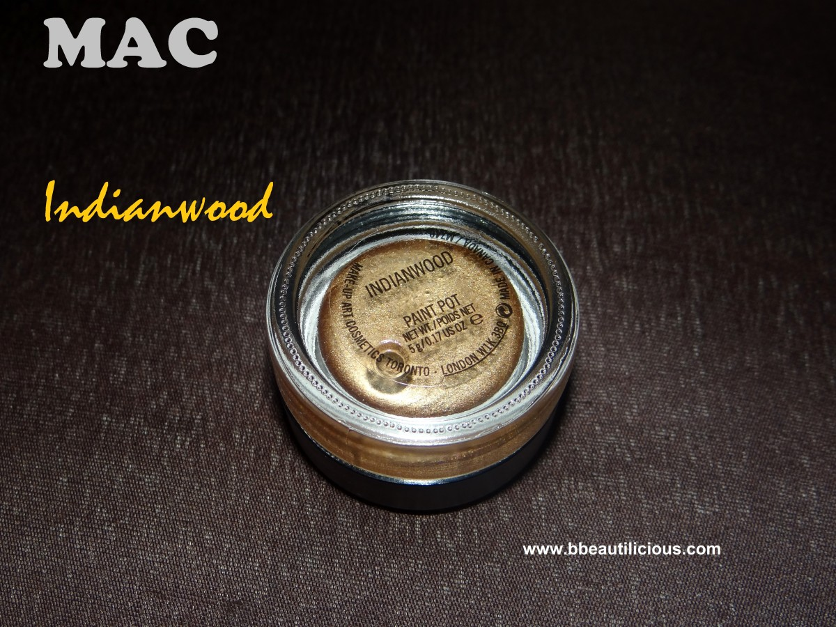 MAC Paintpot indianwood