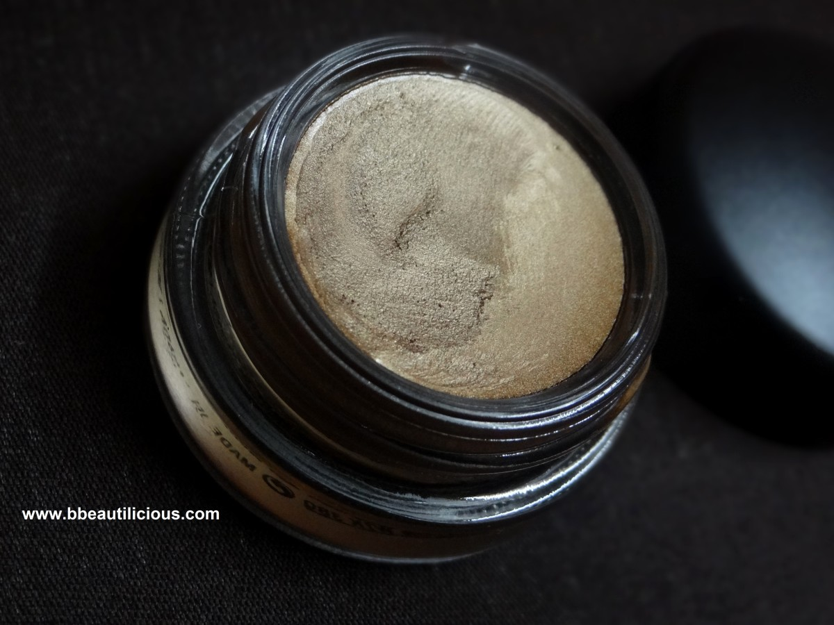 MAC Paintpot indianwood review and swatches