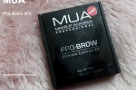 MUA Pro-Brow Ultimate Eyebrow Kit Review Swatches Photos