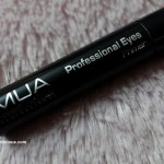 MUA Professional Eyes Primer Review Swatches Photos